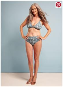 bikini voor oudere dames
